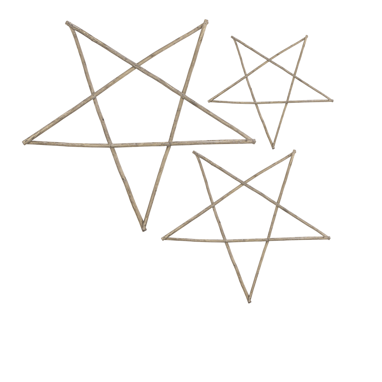 Sale Broste Deco Star Uve stor (131 kr -50%)
