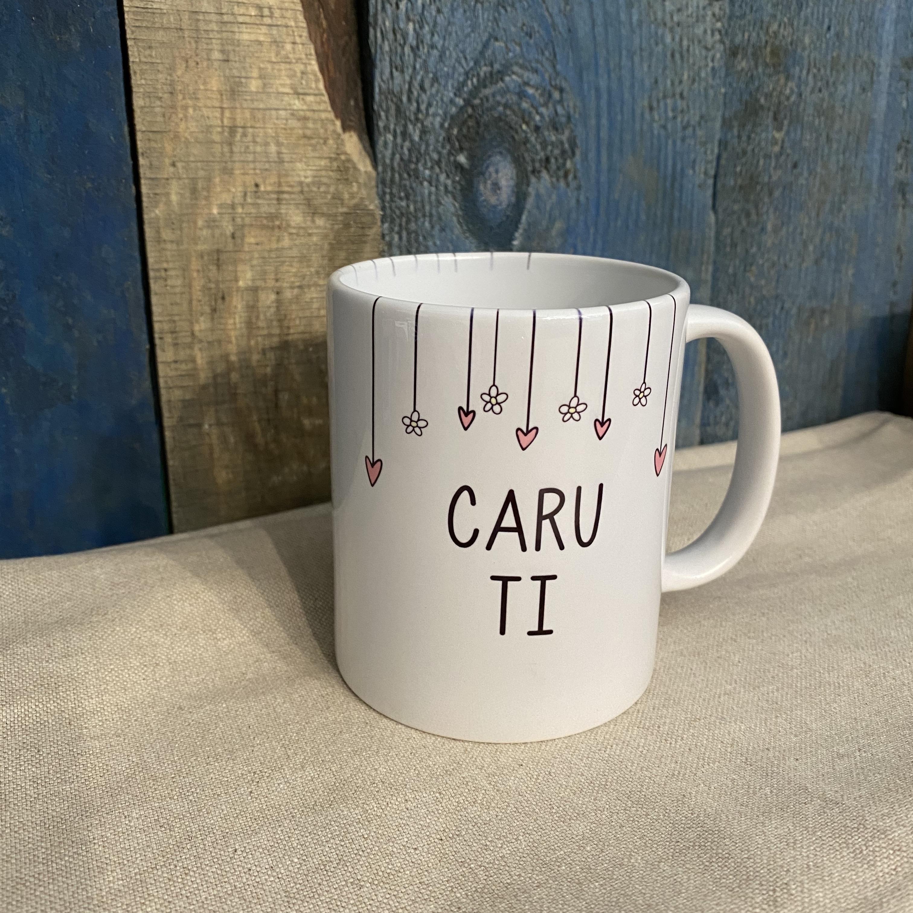 Mug Caru Ti