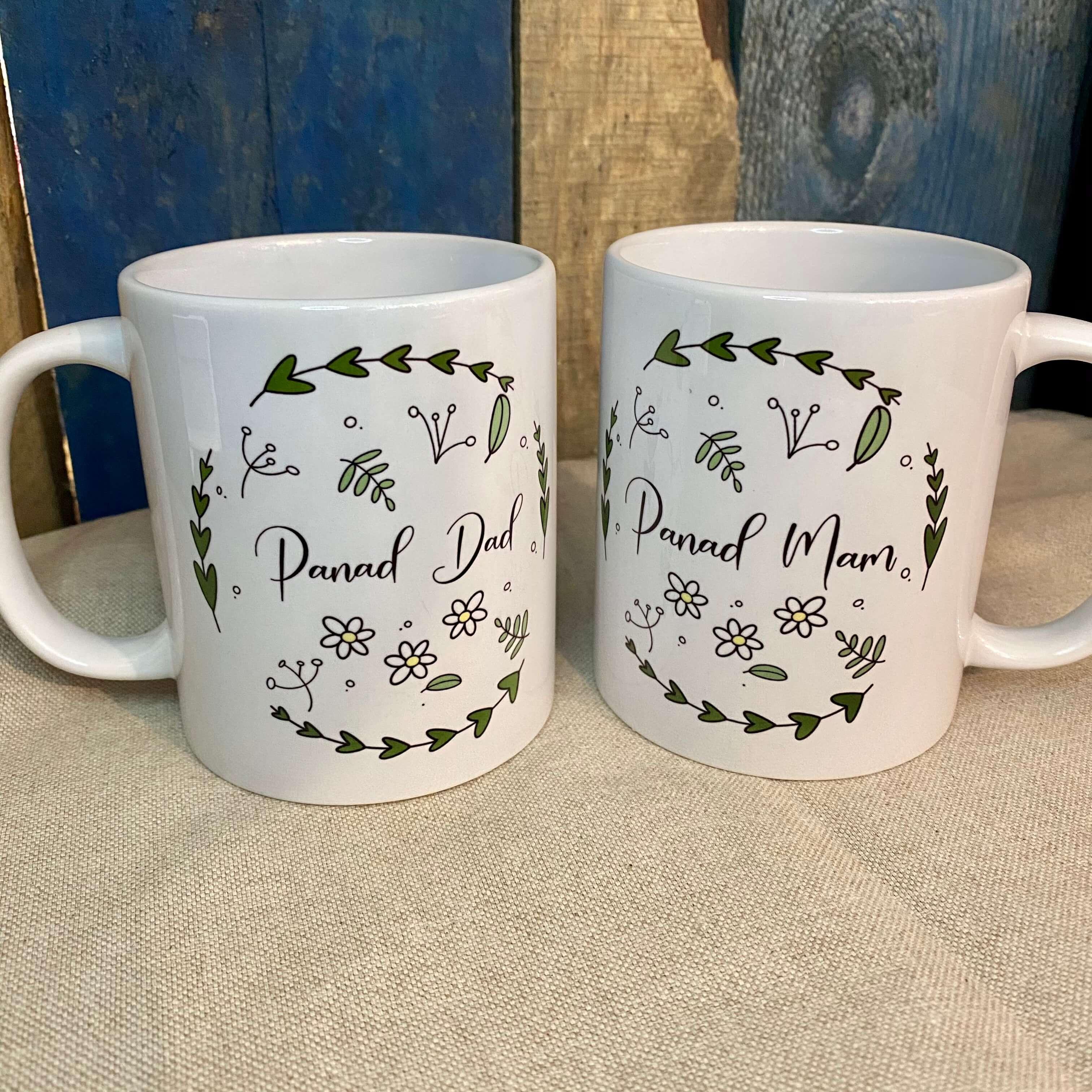 Mug Panad Mam/Dad