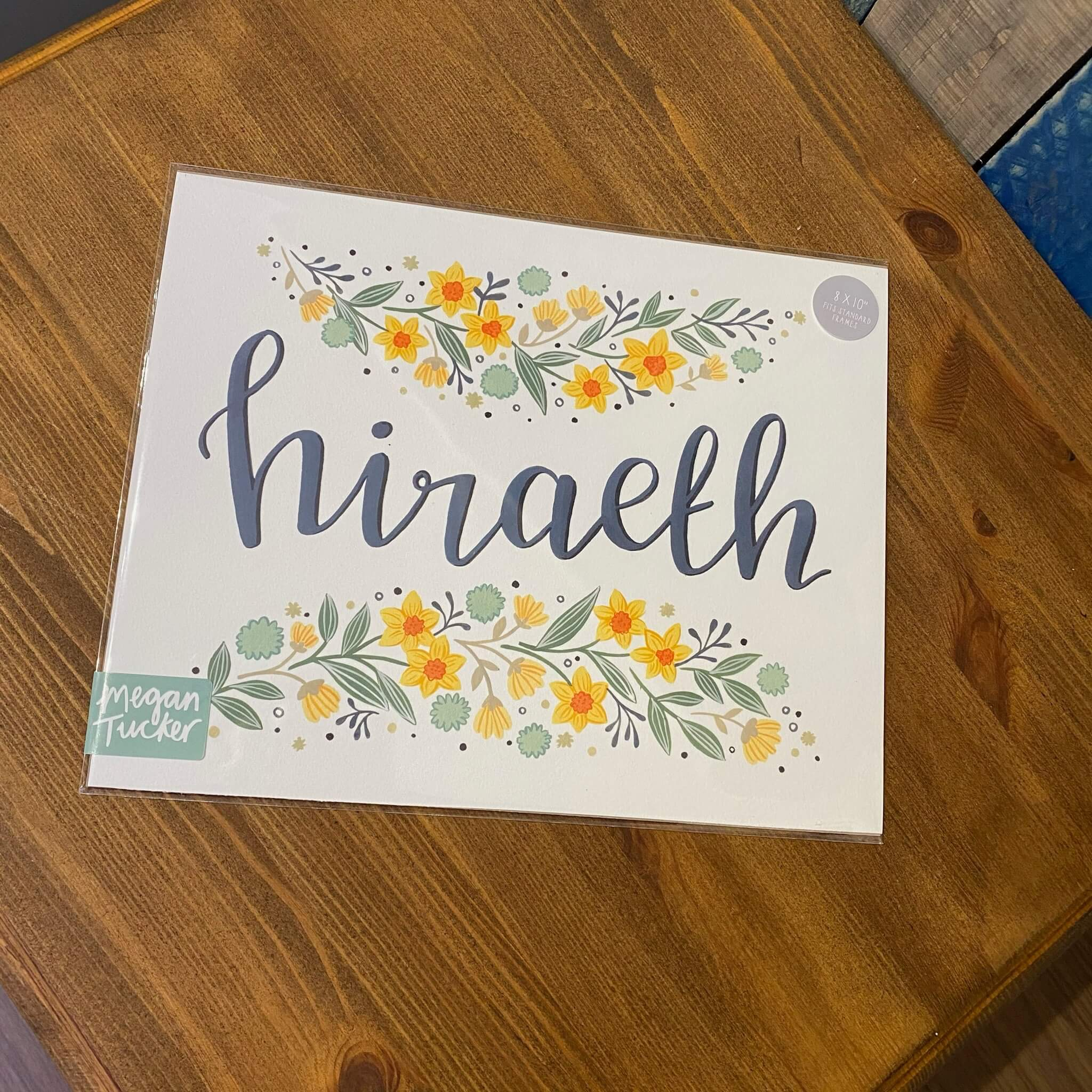 Hiraeth Print