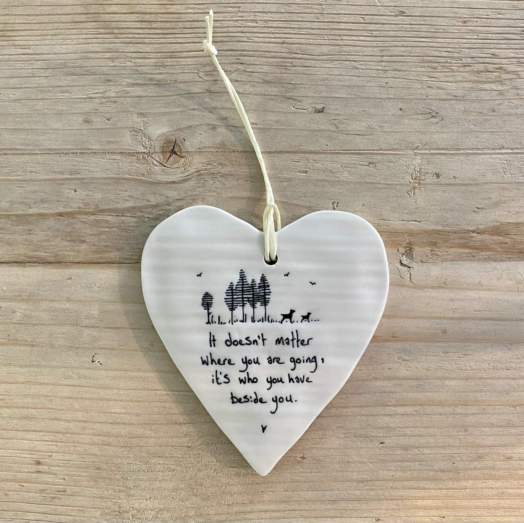 Porclain Heart - It doesn't matter