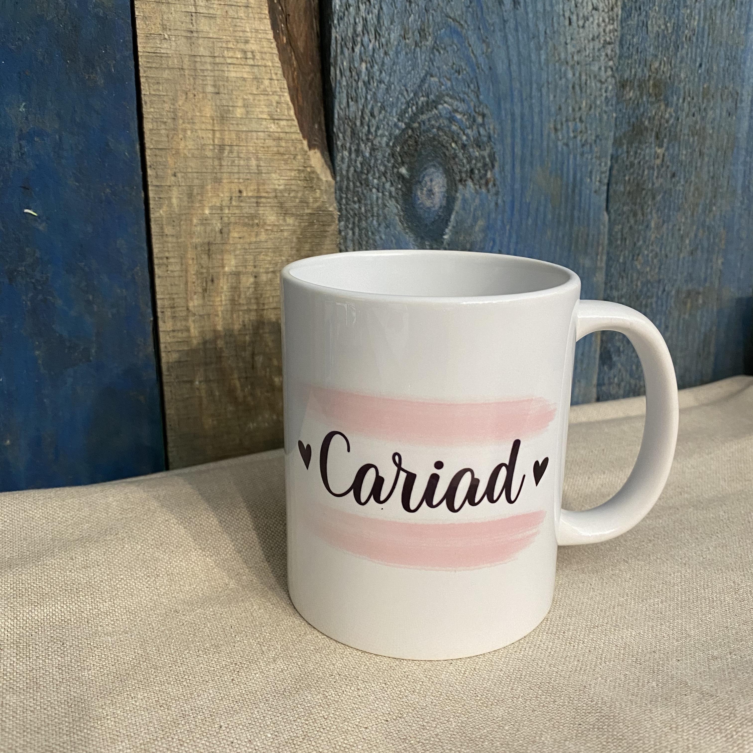 Mug Cariad