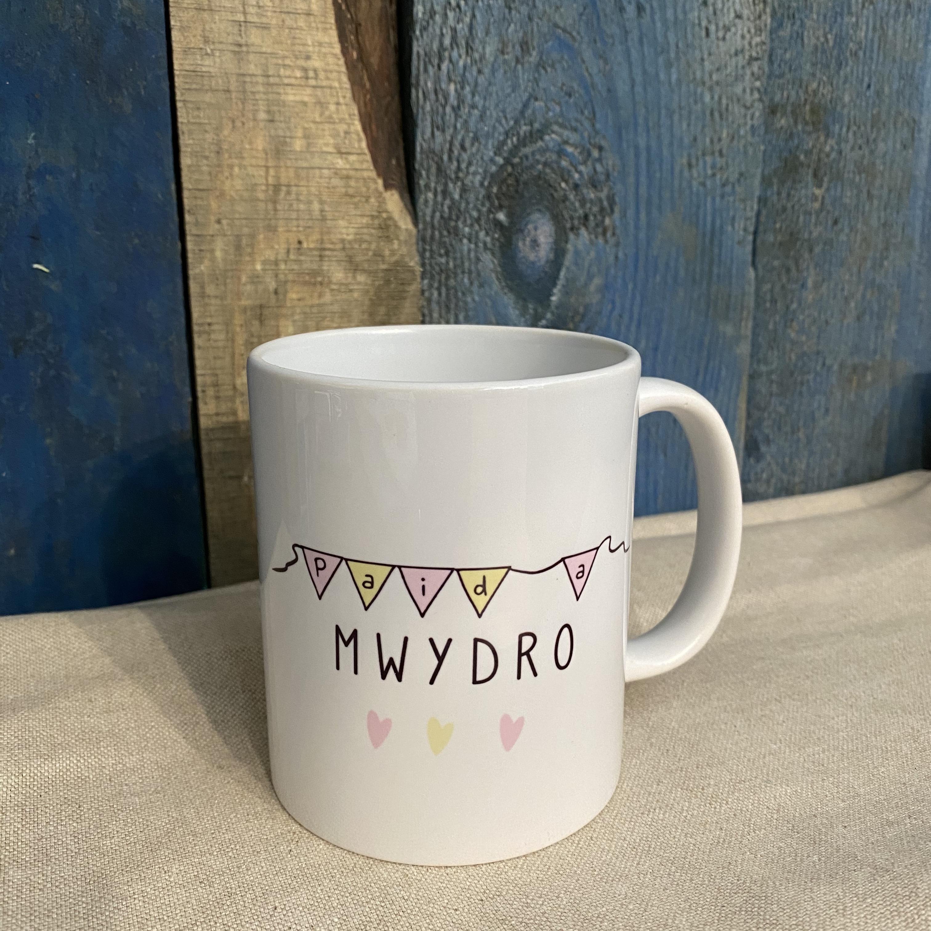 Mug Paid a Mwydro