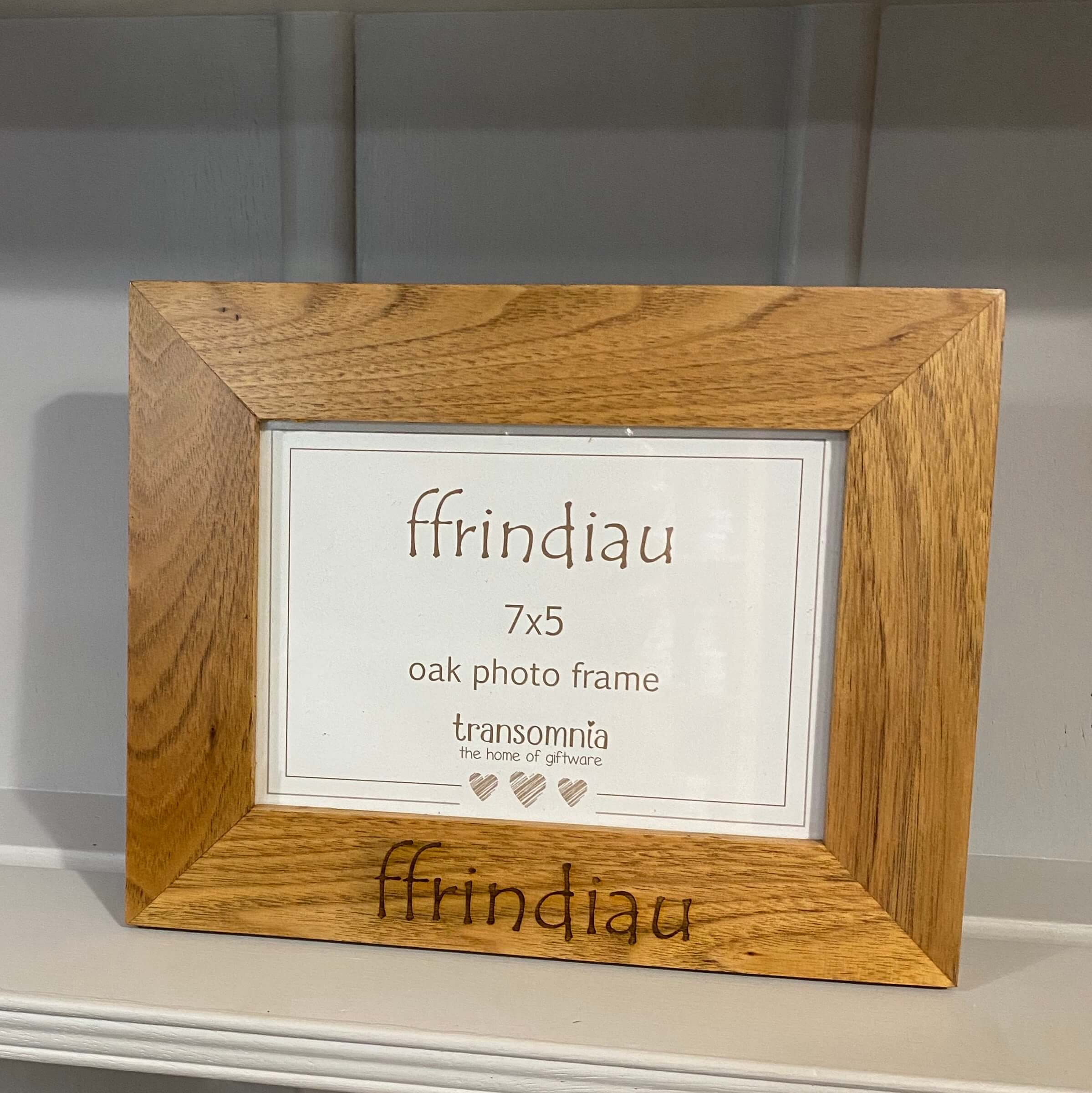 Ffrindiau (Friends) Photo Frame