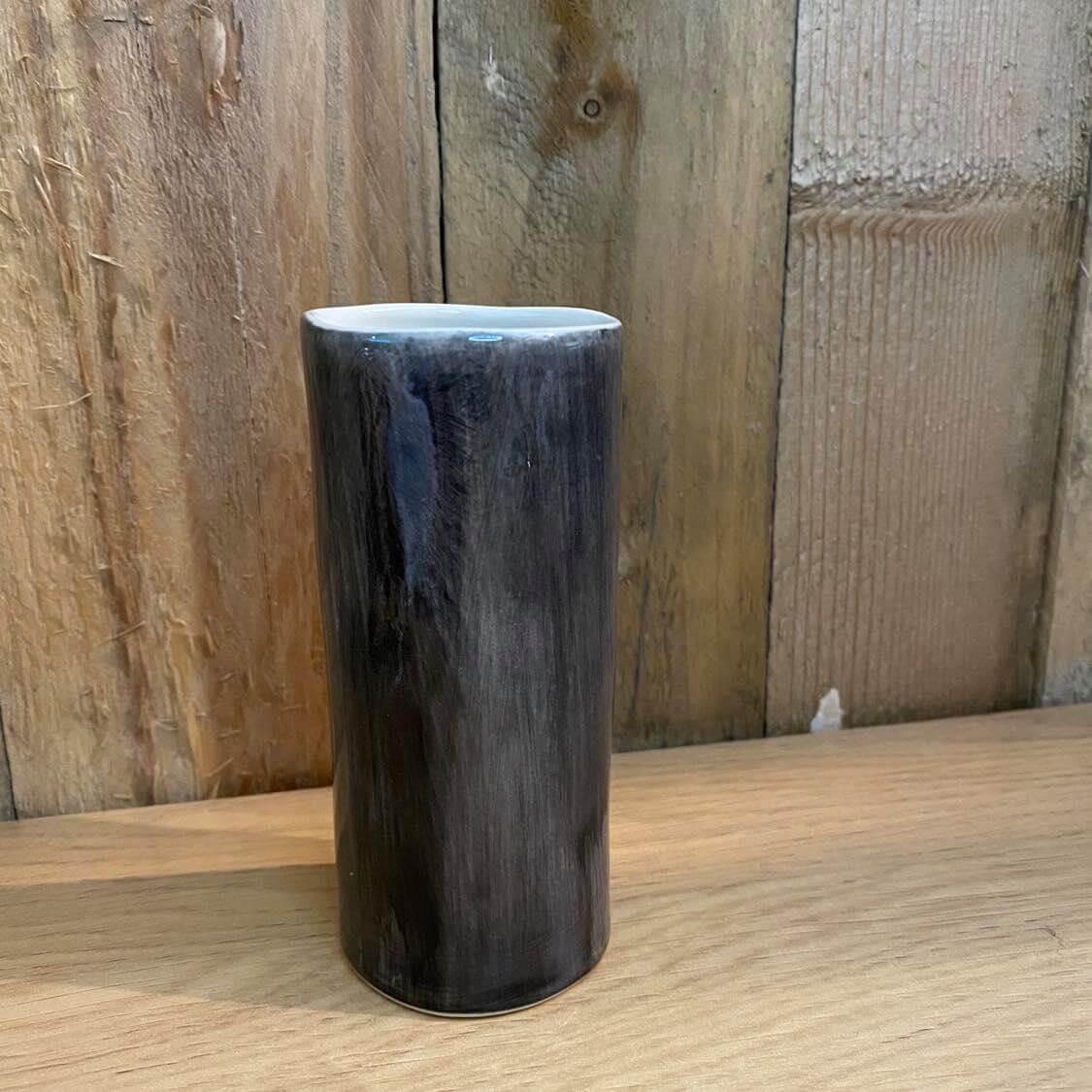 Painted Handmade Vase