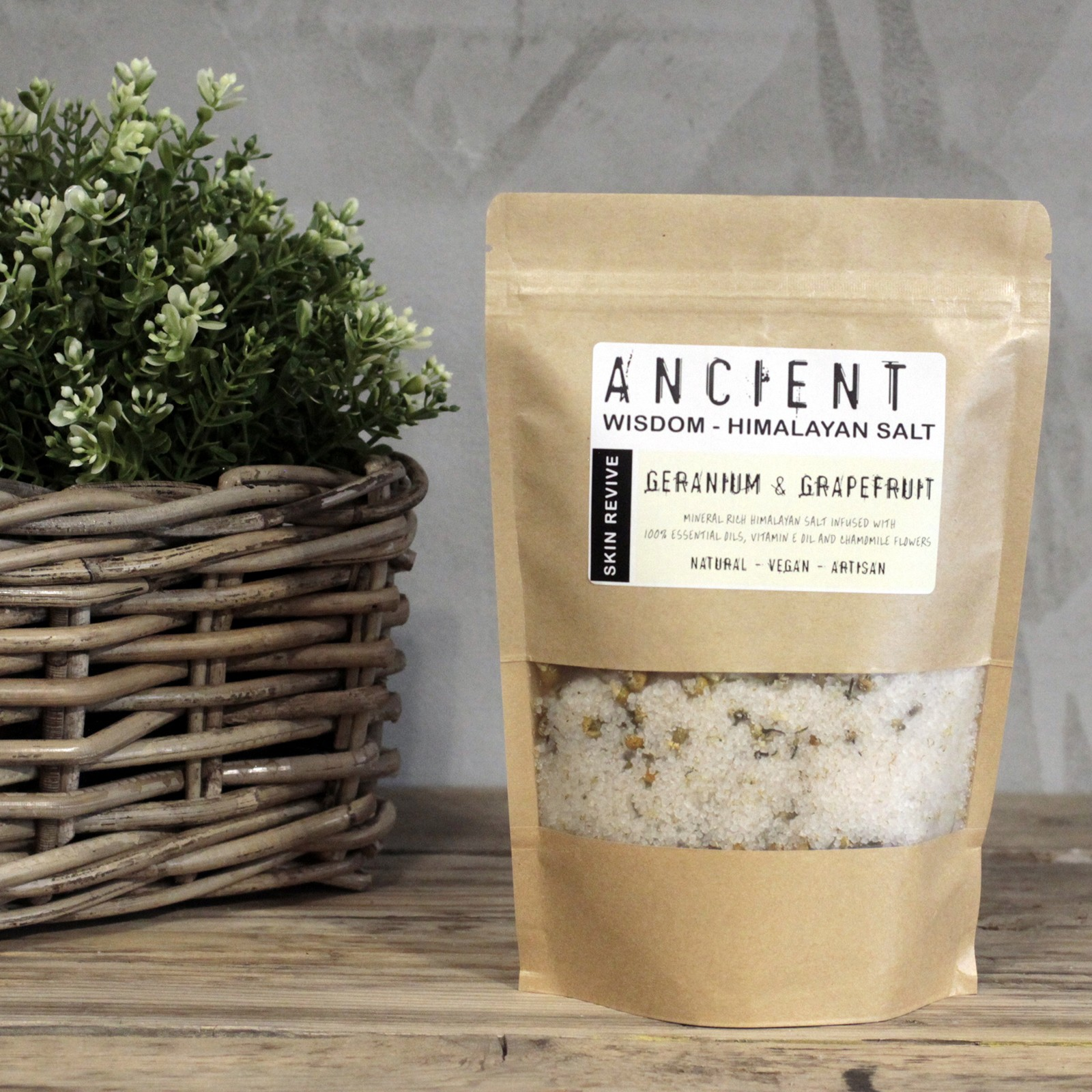Himalayan Bath Salts - Skin Revive