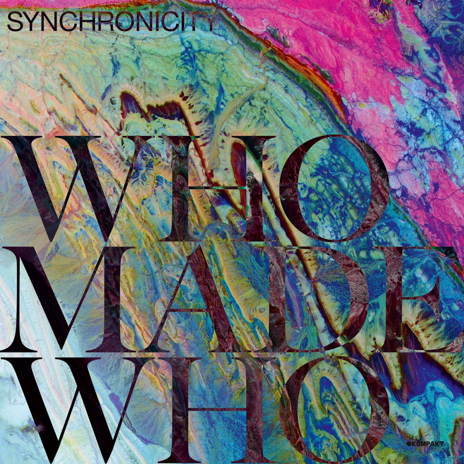 Whomadewho – Synchronicity [2xLP]