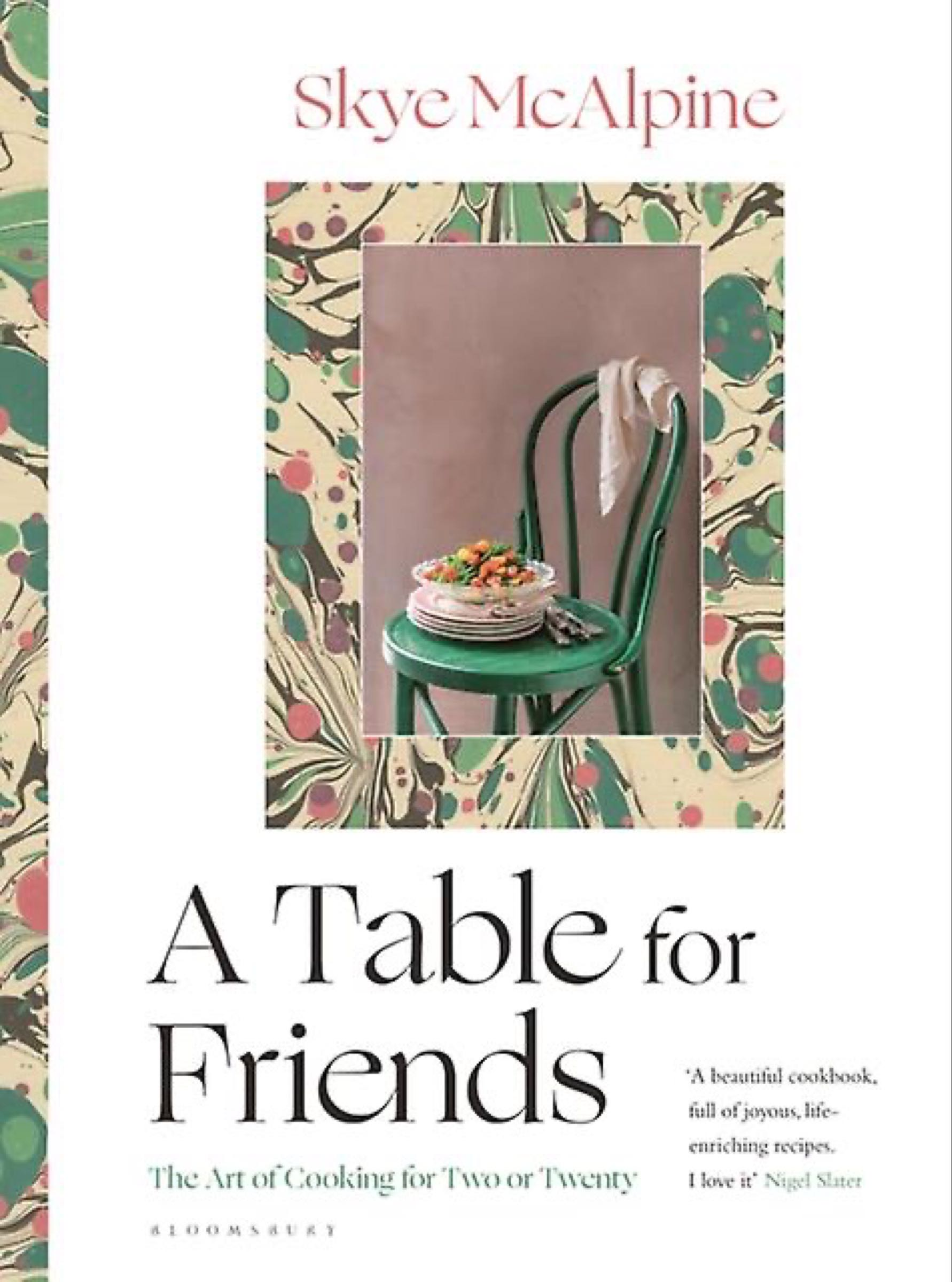 Skye McAlpine -  A table for friends