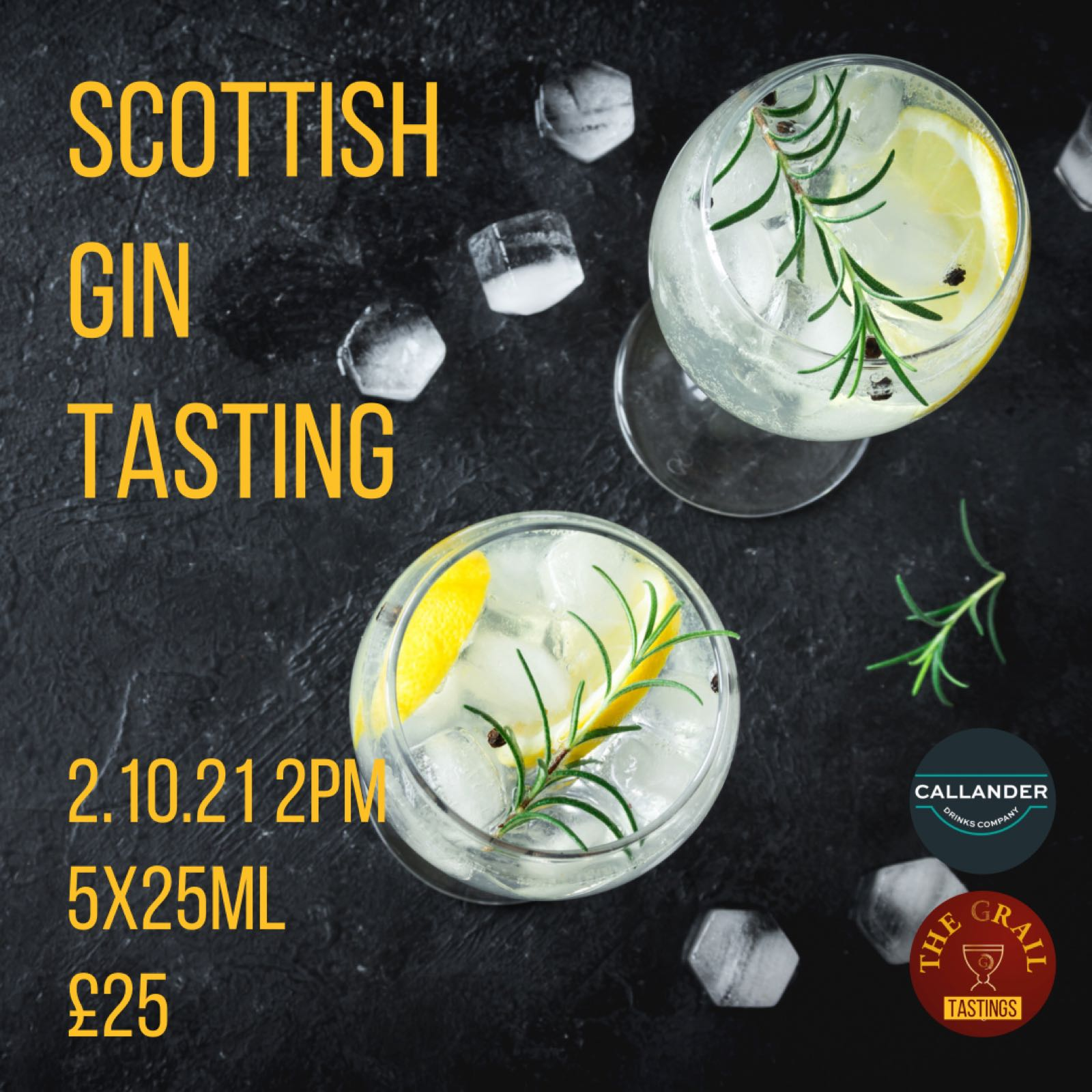 Scottish Gin Tasting 2.1021