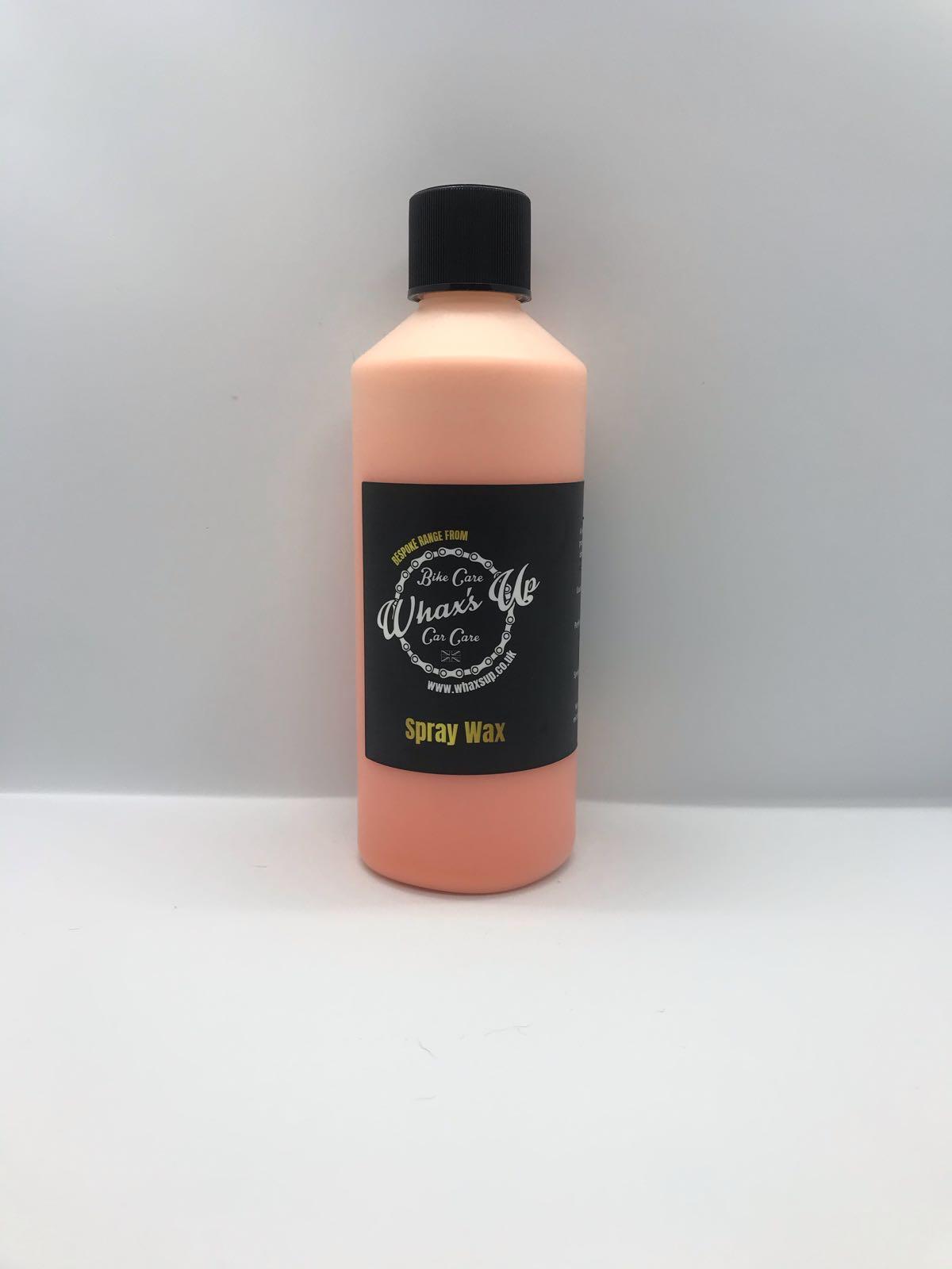 g. Spray Wax 500 ml (Quick Detailer)