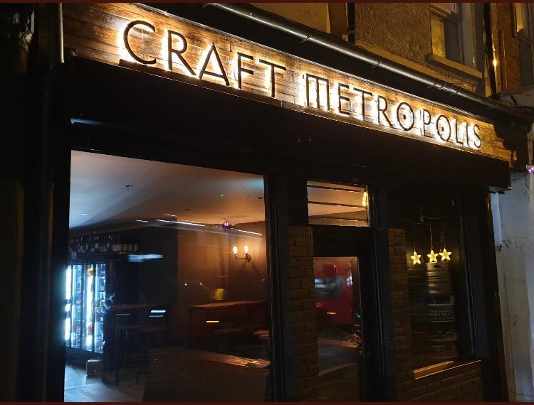 CRAFT METROPOLIS
