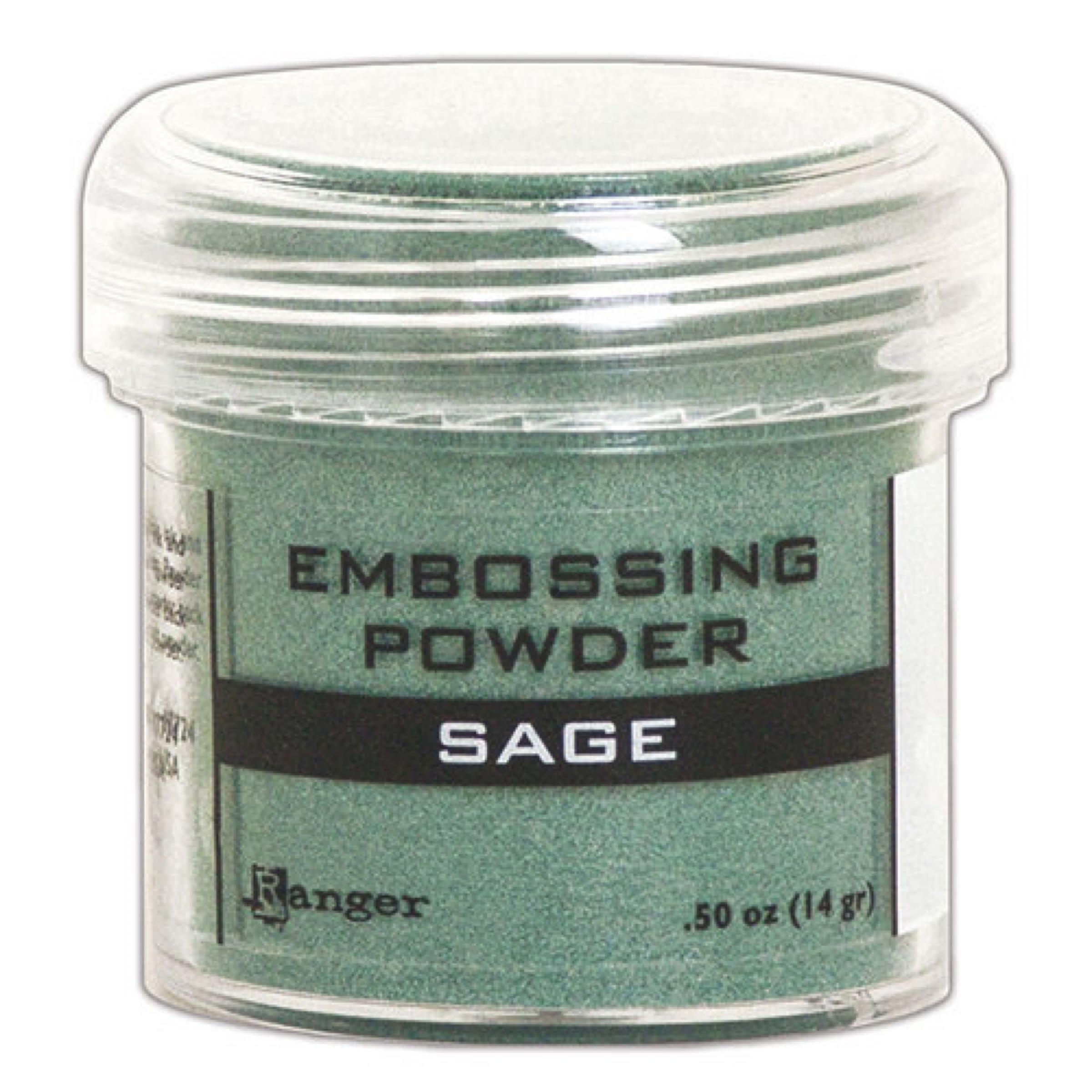 Ranger Embossing Powder - Sage
