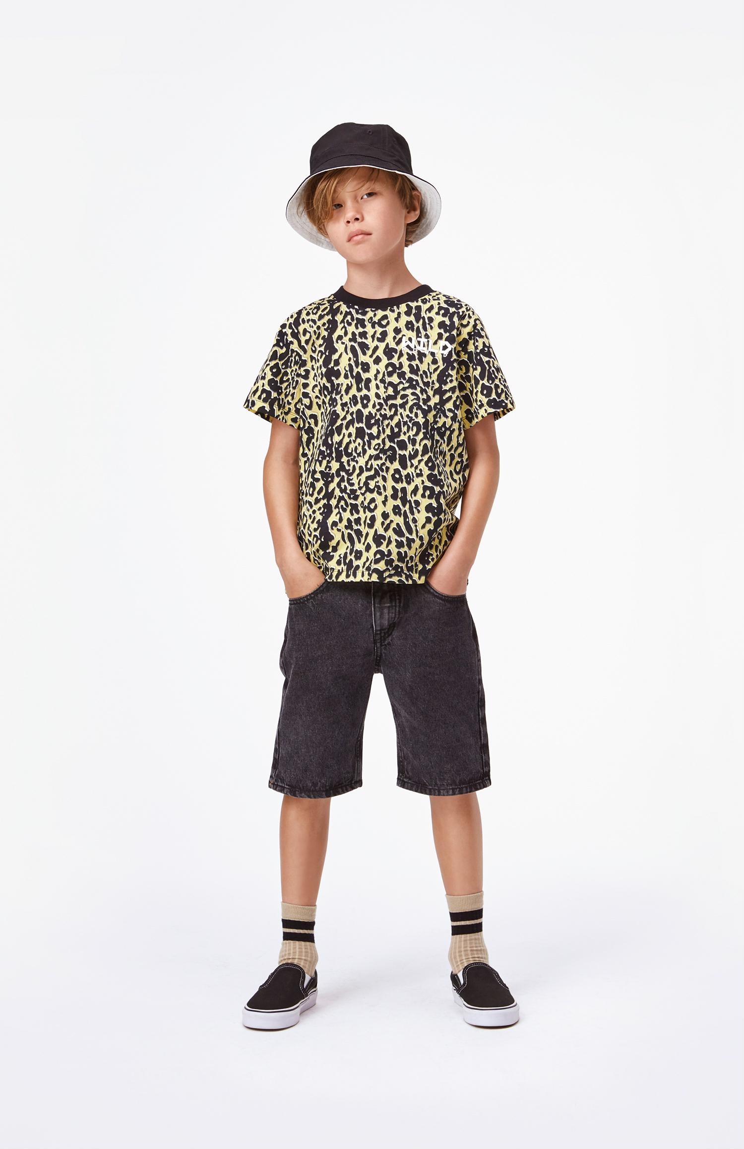 Rame Leopard T-shirt