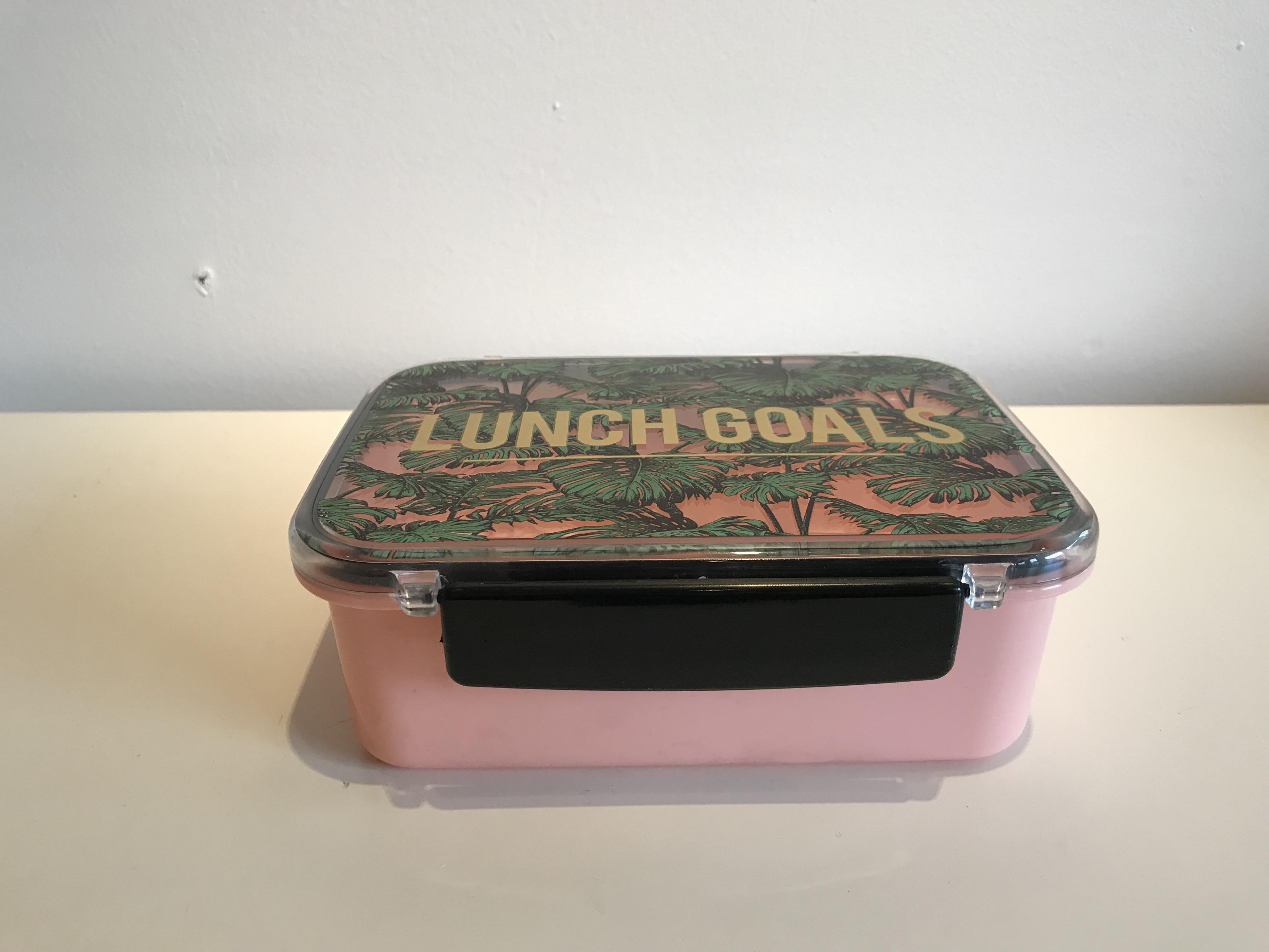 Alice&Scott lunch goals