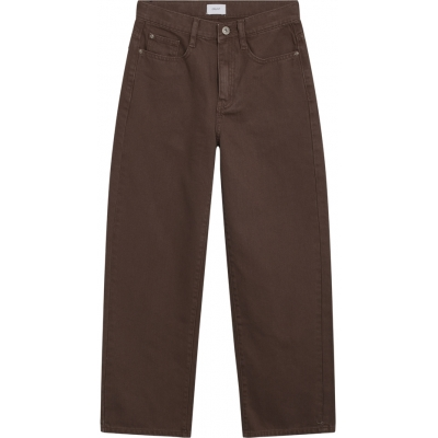 Grunt Wide Leg Choco Jeans