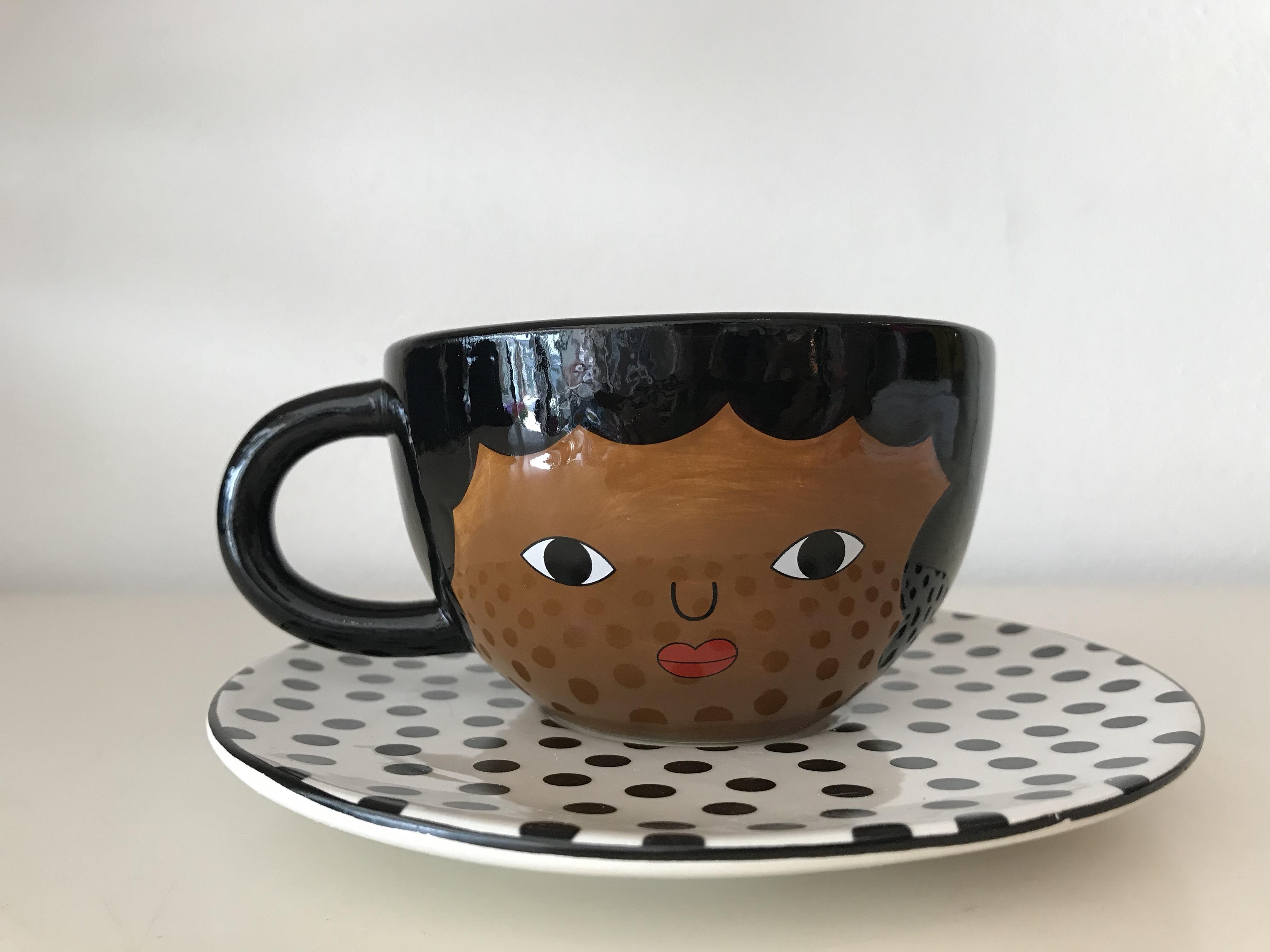 Chantelle Tea Cup and Saucer set