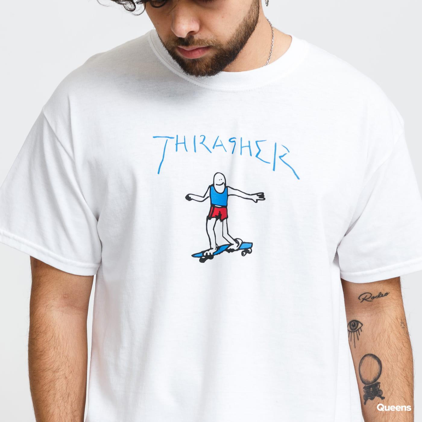 Thrasher Gonz Logo T-skjorte