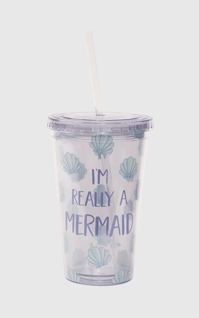 Mermaid Treasures Drink Cup
