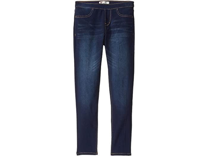 Levis pull on jeggings