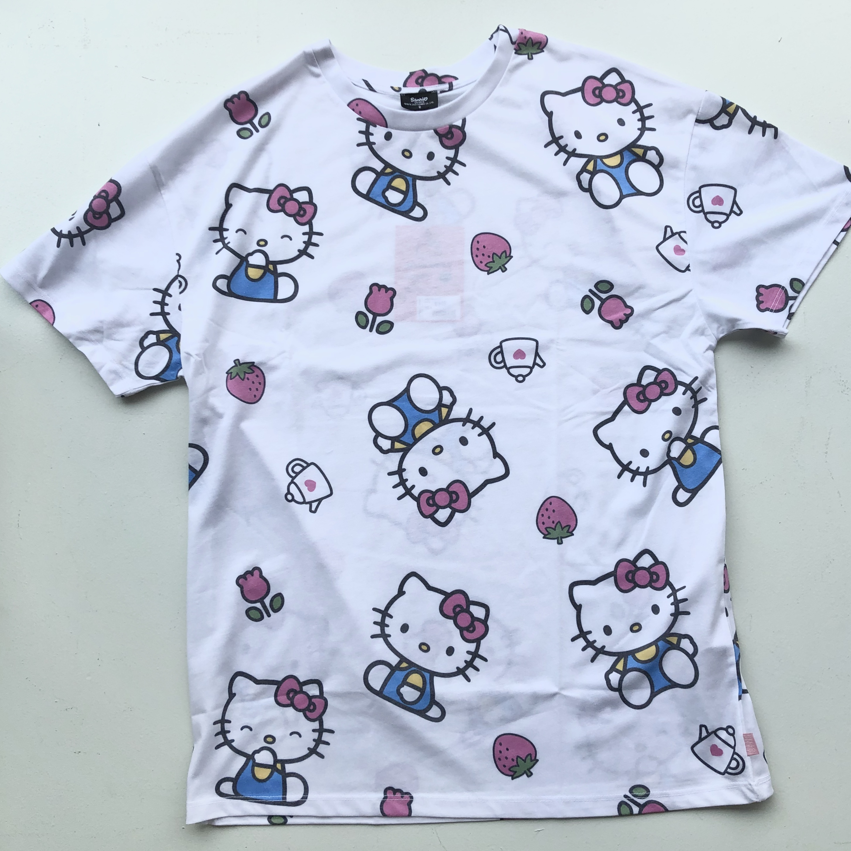 Hello Kitty Tee Dress