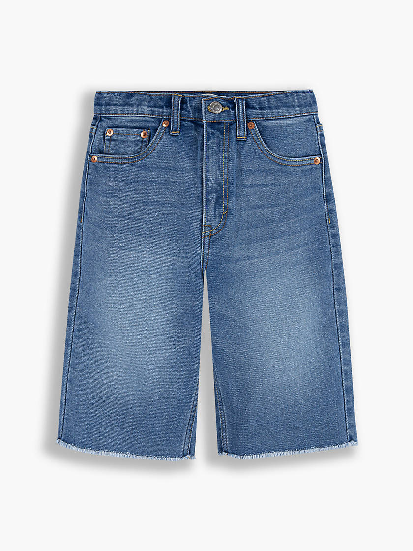 Levis High Loose Bermuda
