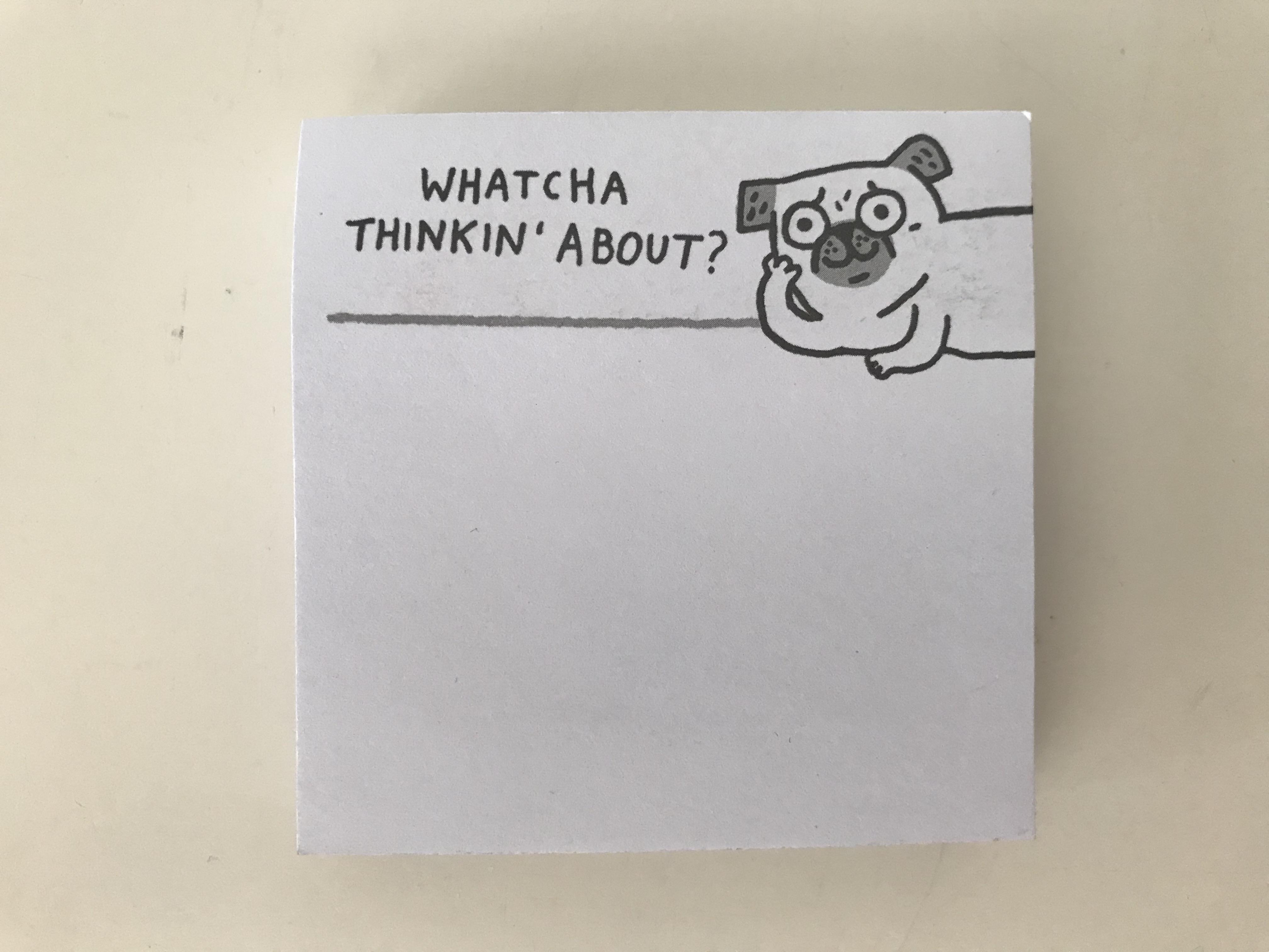 Gemma Correll Sticky Notes