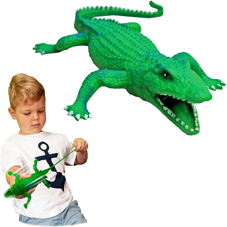 Stretchy Krokodille