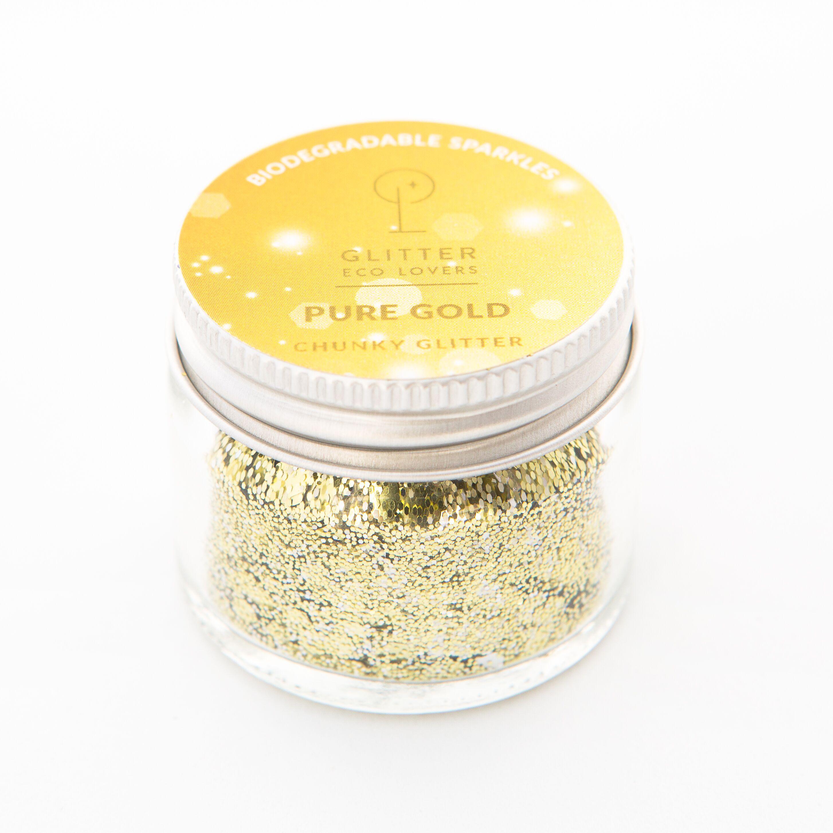 Pure Gold EcoGlitter