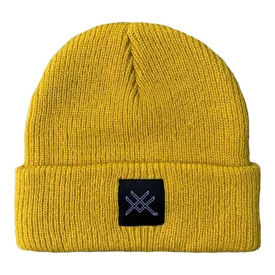 Rimfrost Beanie Yellow
