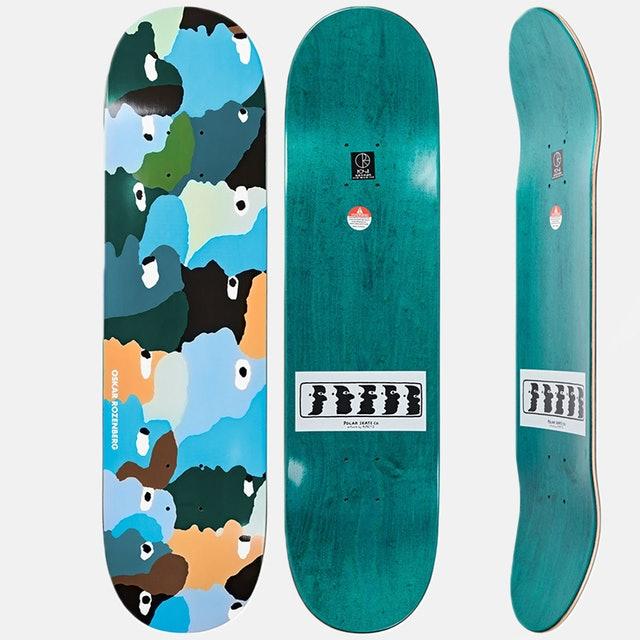 Polar Wood F20 Oskar - Heads 8.25