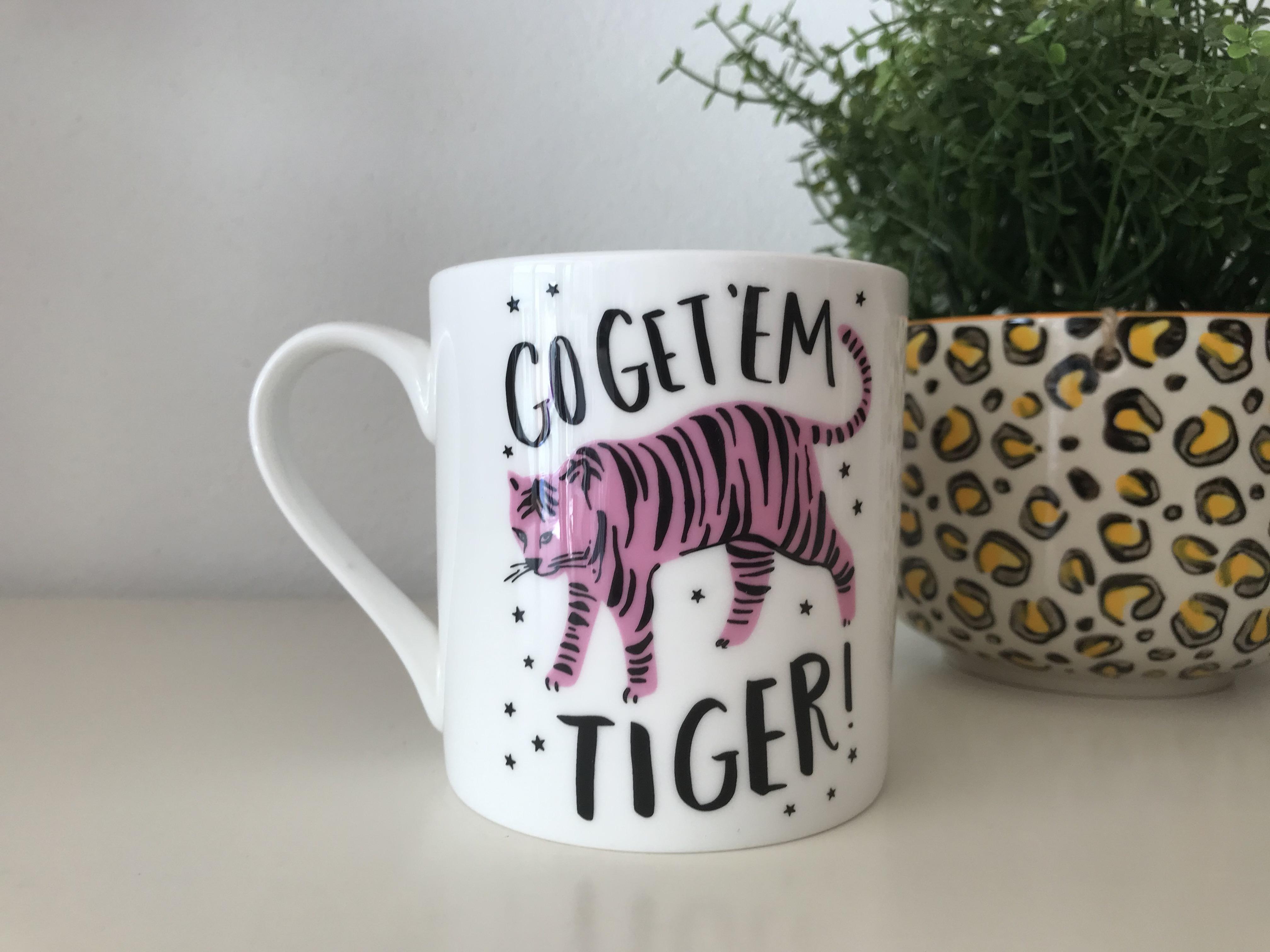 Go get ´em Tiger Krus