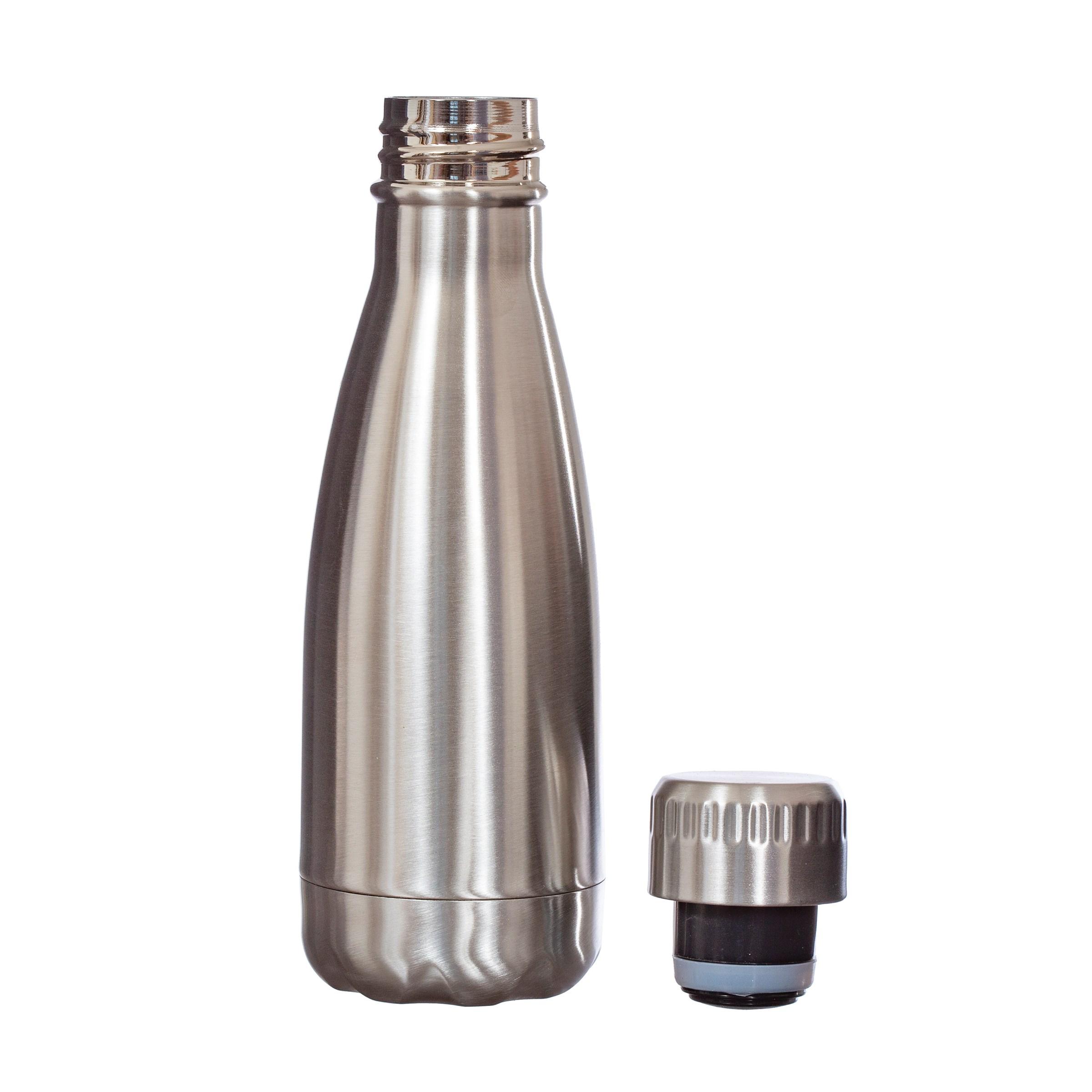 Stainless Steel Flaske Liten