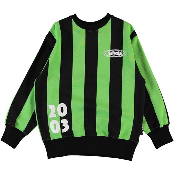Molo Mattis Green Stripe