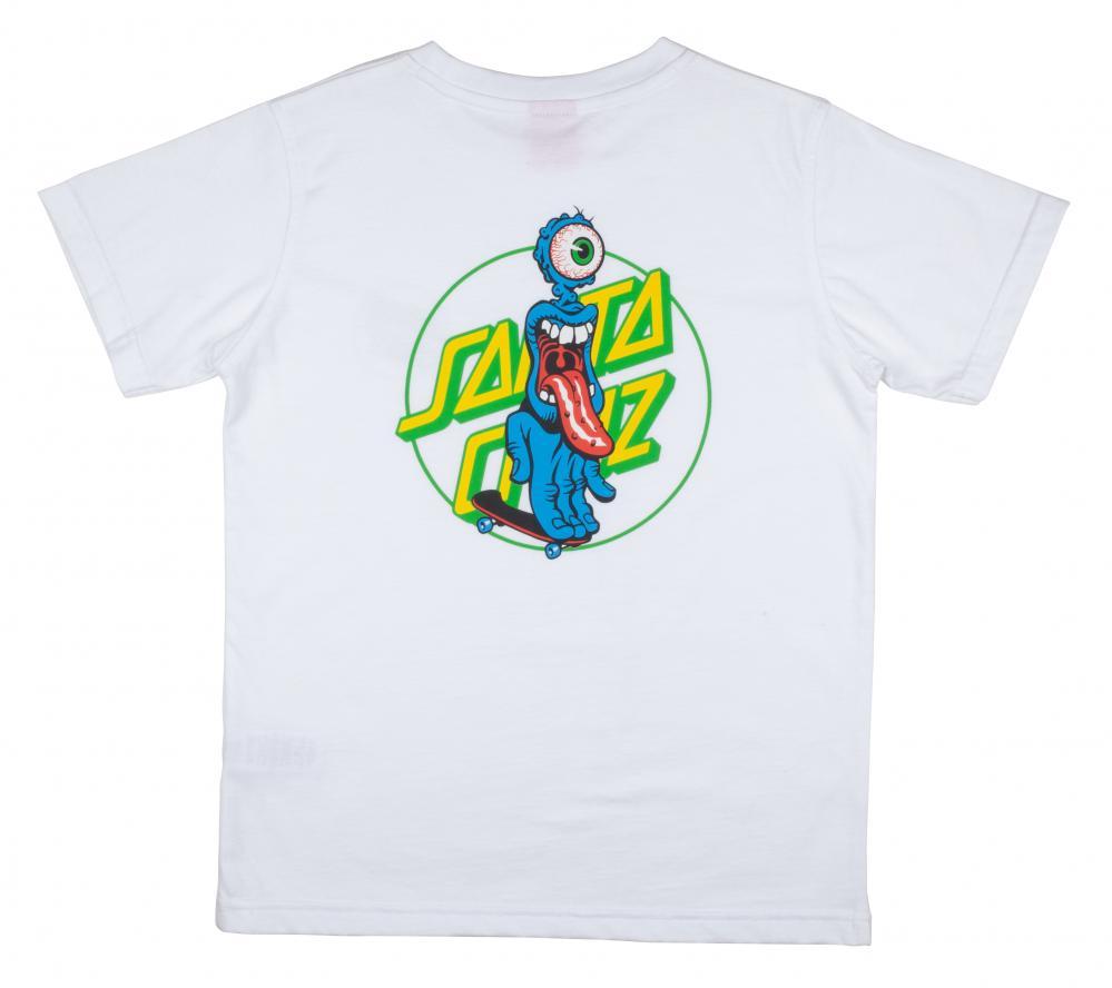 Santa Cruz Youth T-skjorte
