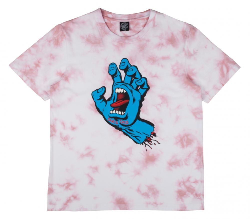 Santa Cruz Tie Dye t-skjorte