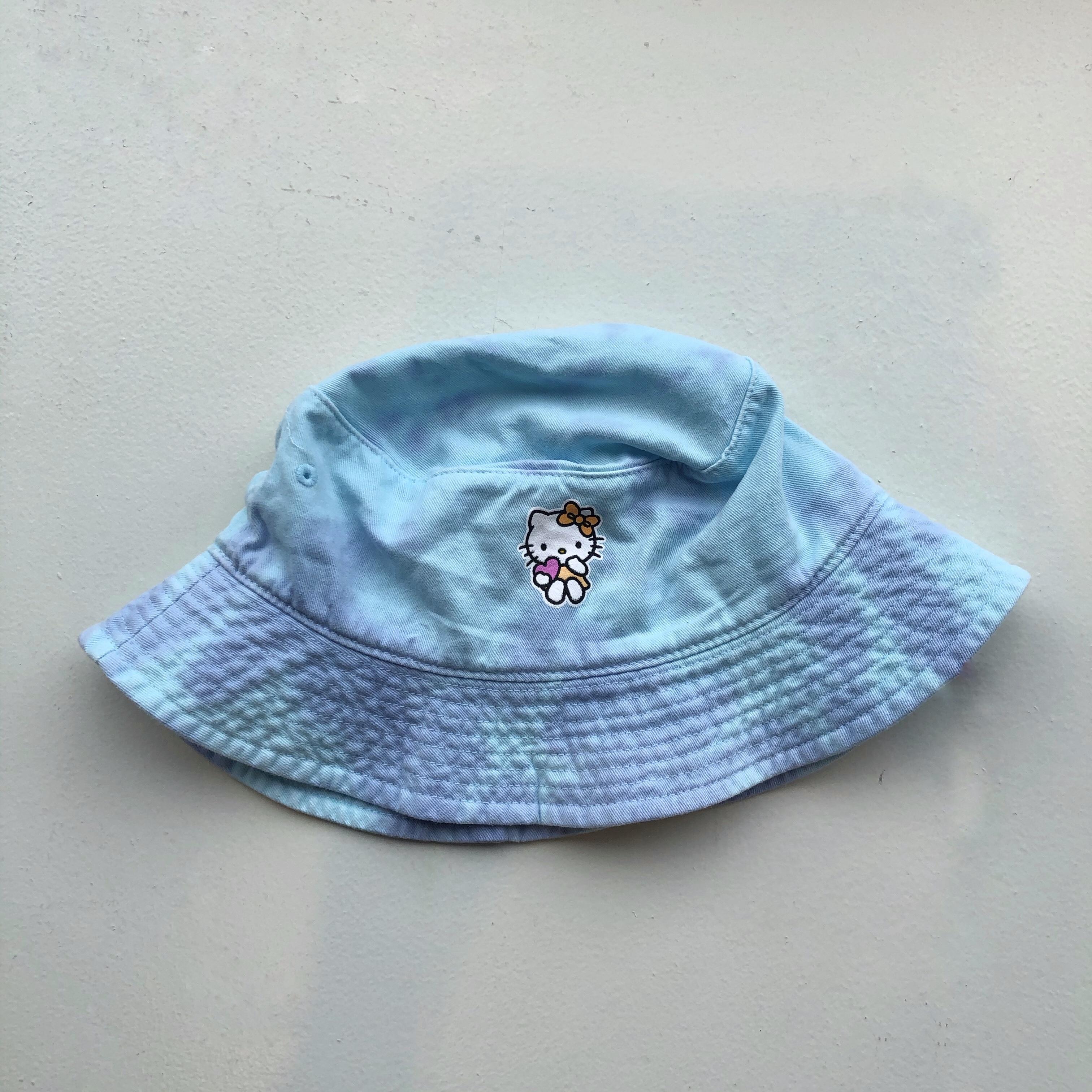 Hello Kitty Tie Dye Bucket Hat