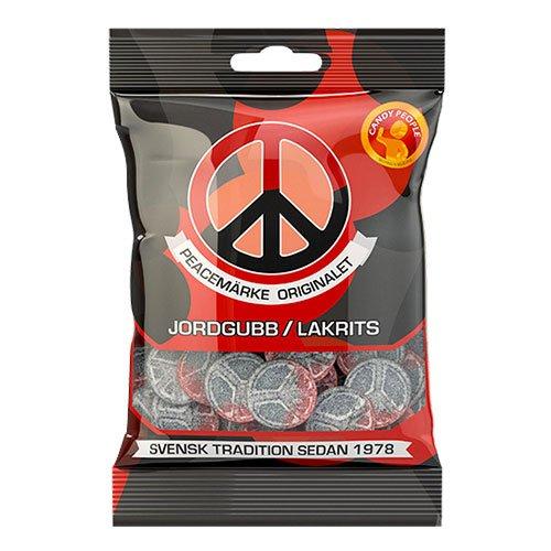 Peacemerke godteri