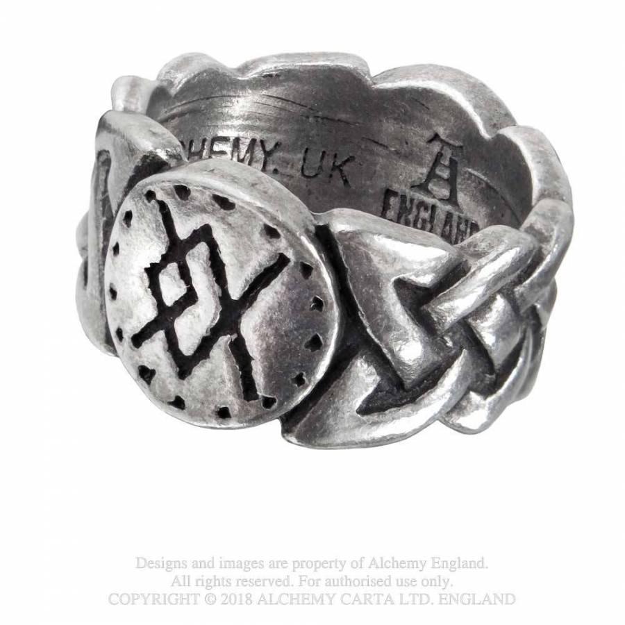 Viking Virility Rune Ring