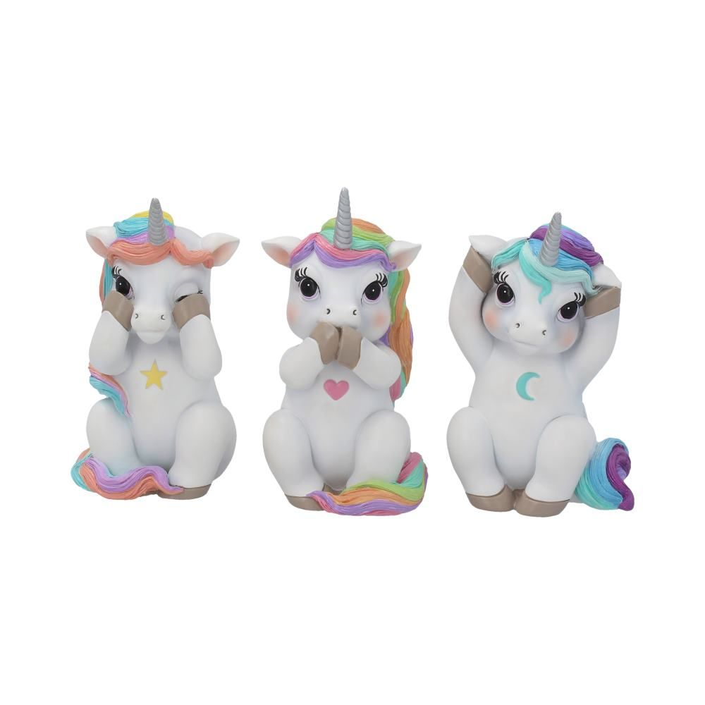 3 Wise Cutiecorns