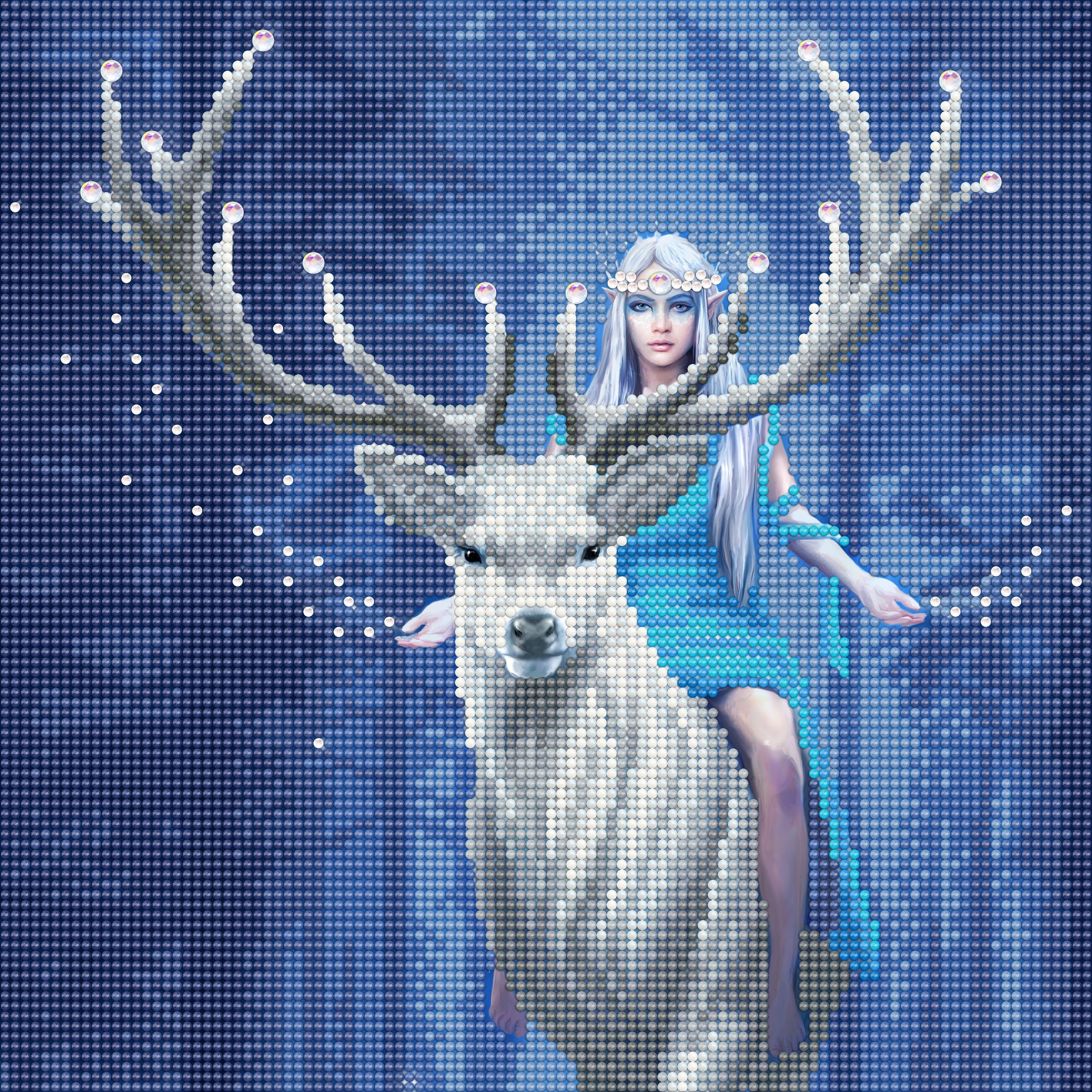 Fantasy Forest Crystal Art Kit (Anne Stokes)