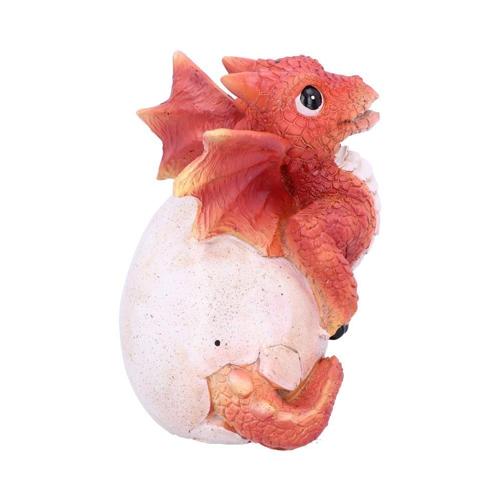 Ruby Hatchling Ornament