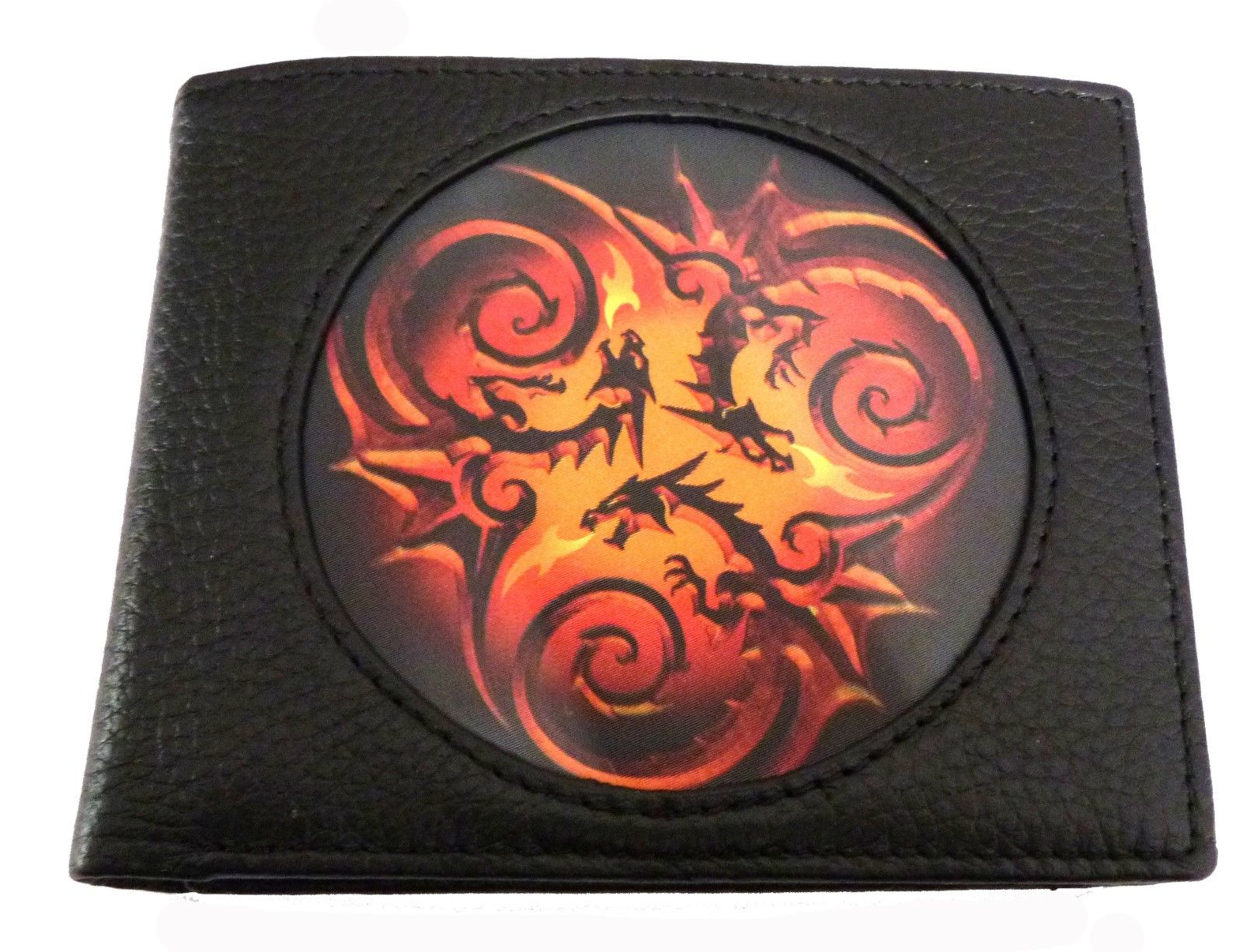 3D Tribal Dragon Wallet