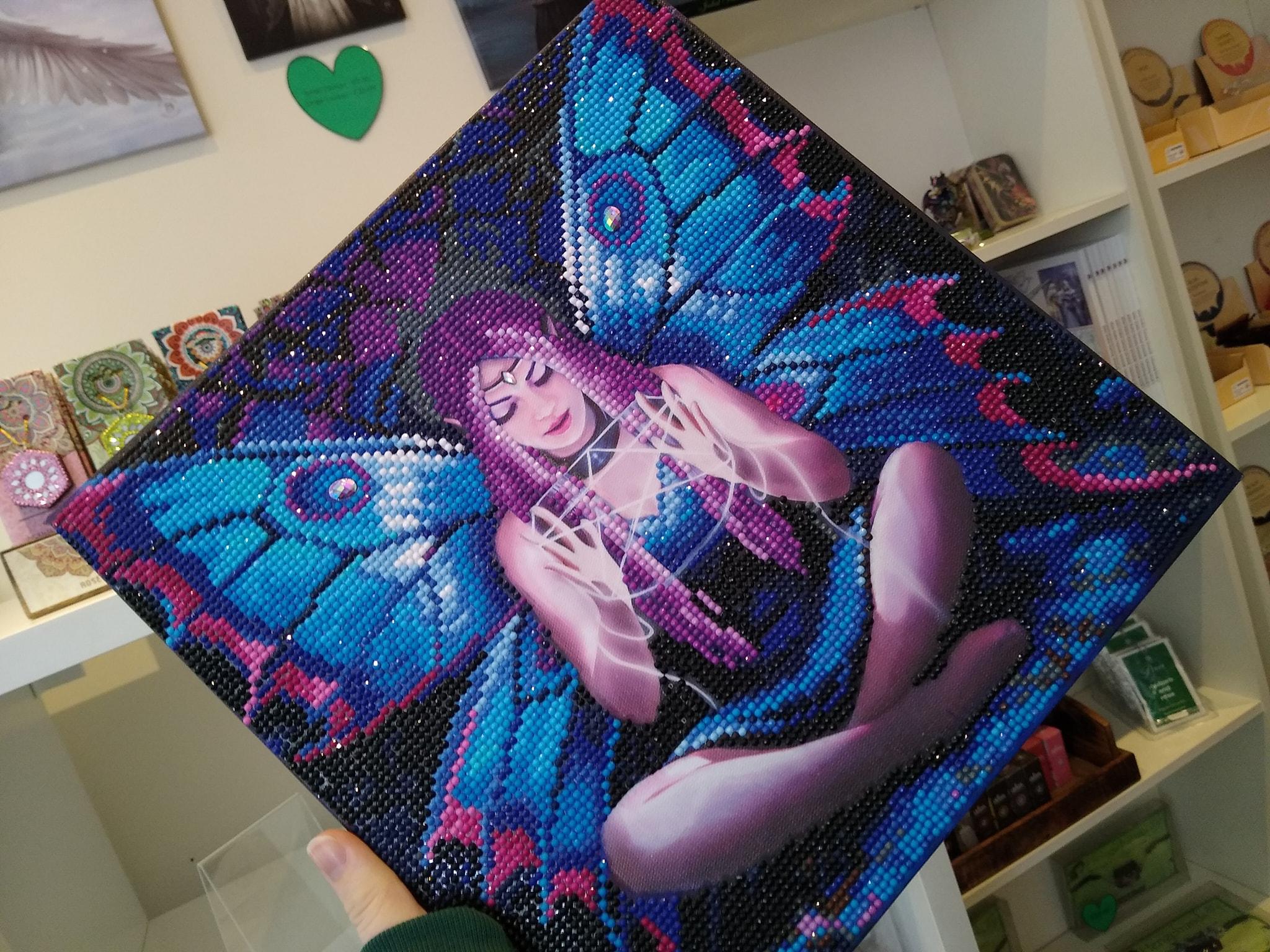 Spell Weaver Crystal Art Kit