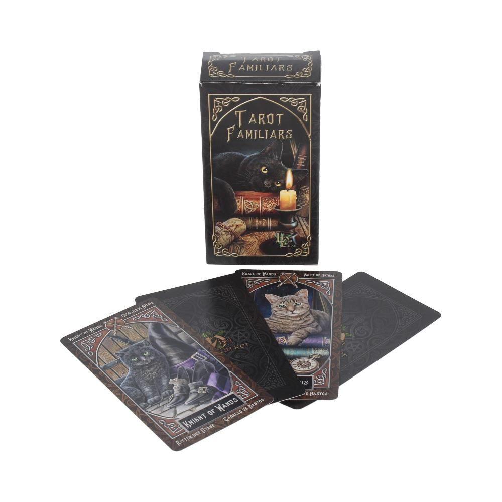 Lisa Parker Familiars Tarot