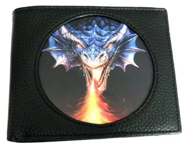 3D Fire Breather Wallet