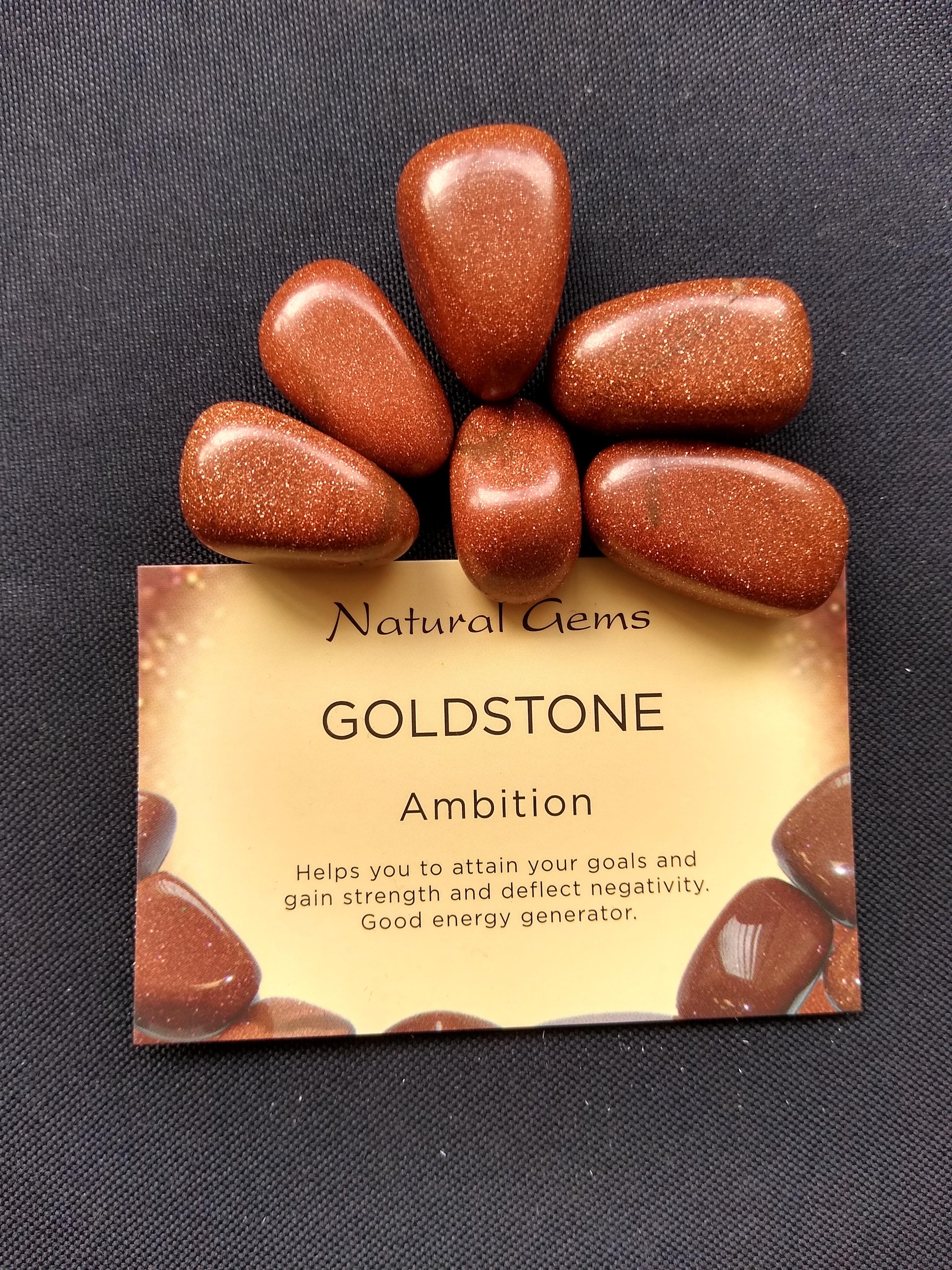 Goldstone Gemstone