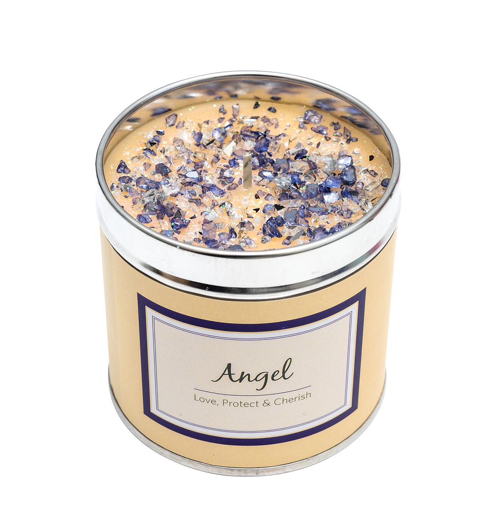Angel Sparkling Candle