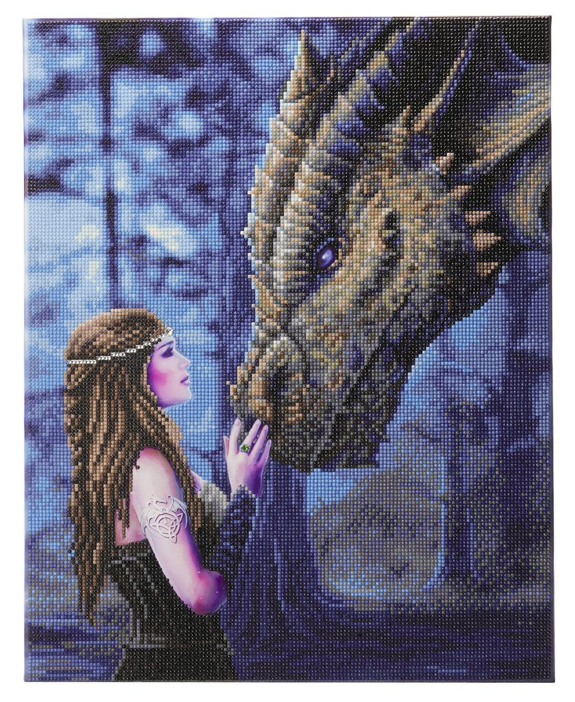 Once Upon A Time Crystal Art Kit (Anne Stokes)