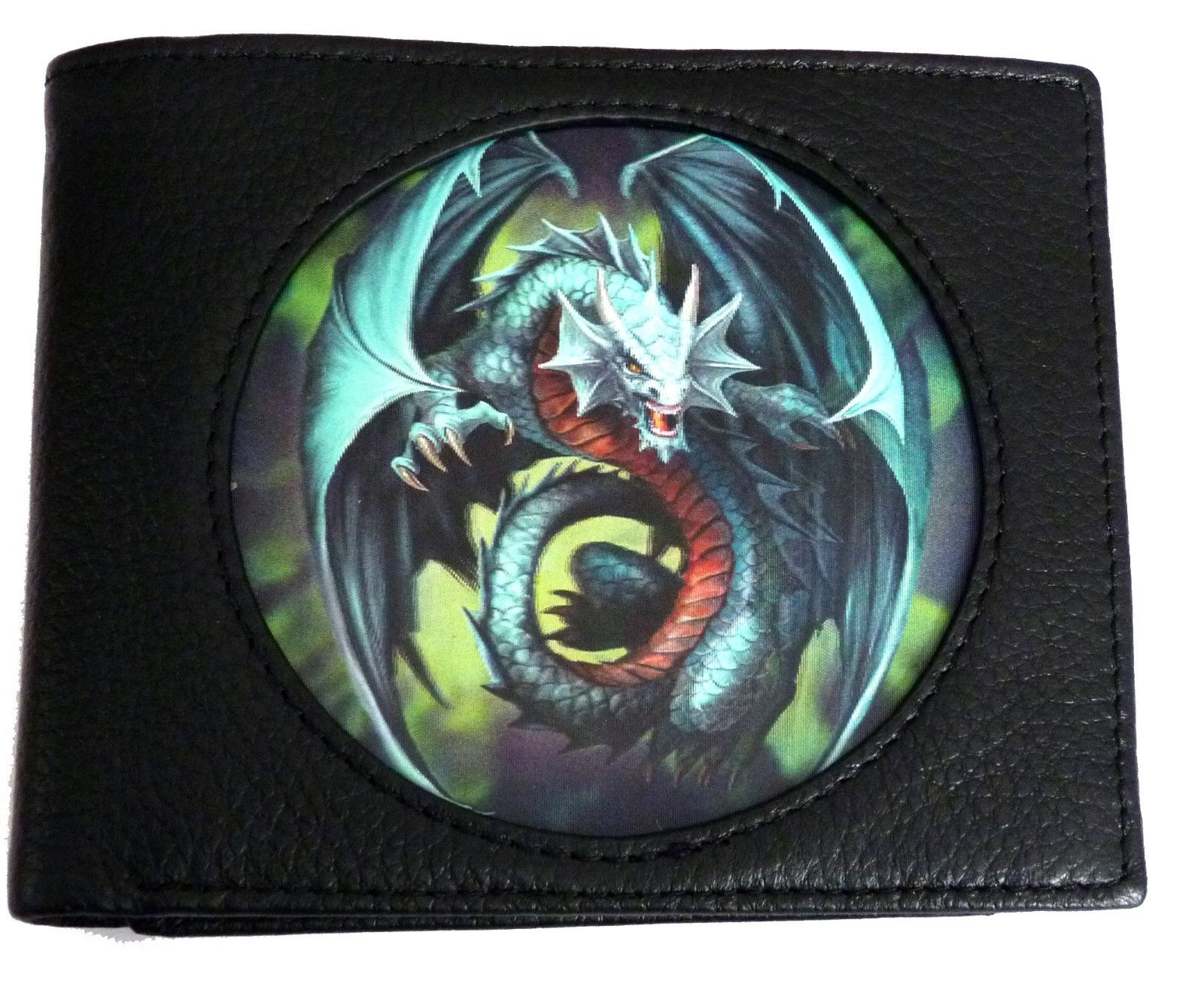 3D Jade Dragon Wallet