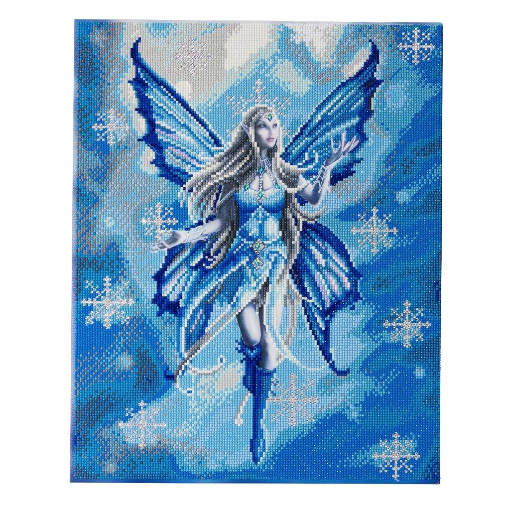 Snow Fairy Crystal Art Kit